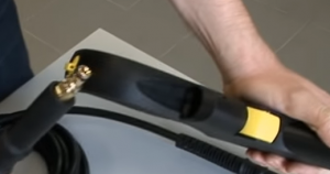 types de connexions flexible et pistolet Karcher - Système de connexion rapide (Quick Connect) 1