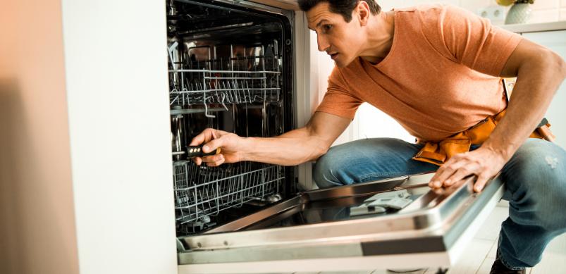 le lave-vaisselle ne chauffe pas