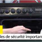 contrôles de sécurité importants pour votre four