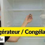remplacer une ampoule de réfrigérateur